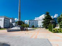 Туапсе – приветливый и яркий городок на Черноморском побережье Кавказа