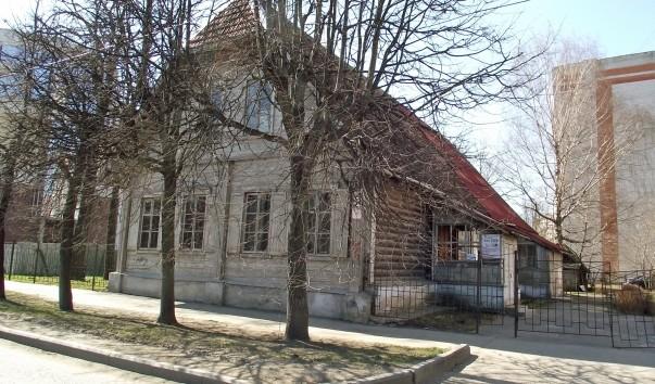 Музей А.И.Морозова в Иваново