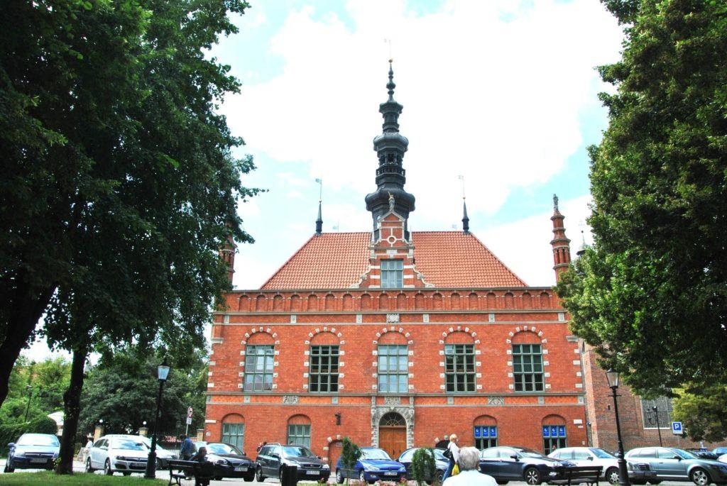 Старая ратуша Гданьска