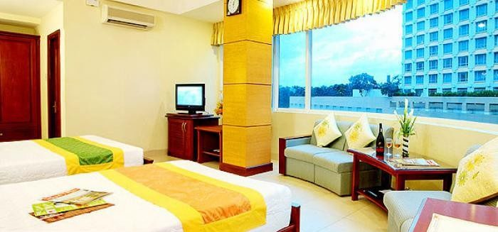 Отель Tan My Dinh в Хошимине