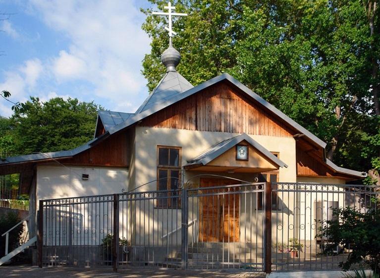 Храм апостола Симона Кананита в Лоо