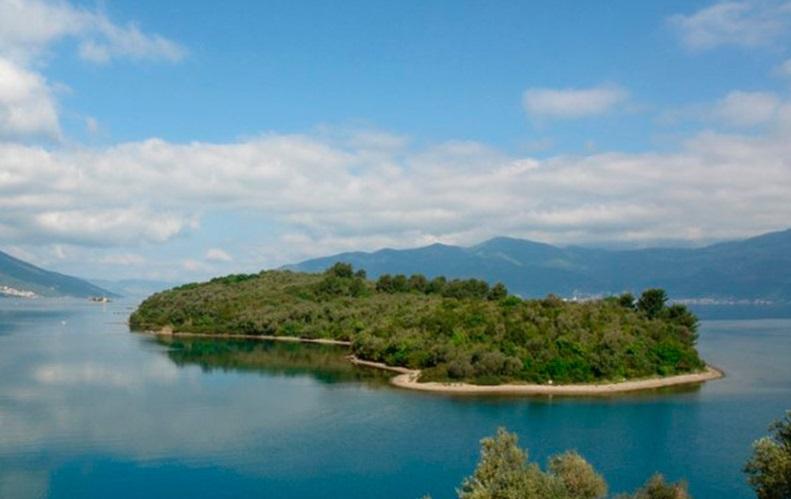 Остров Святого Марко близ Тивата