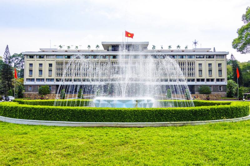 Дворец Независимости в Хошимине