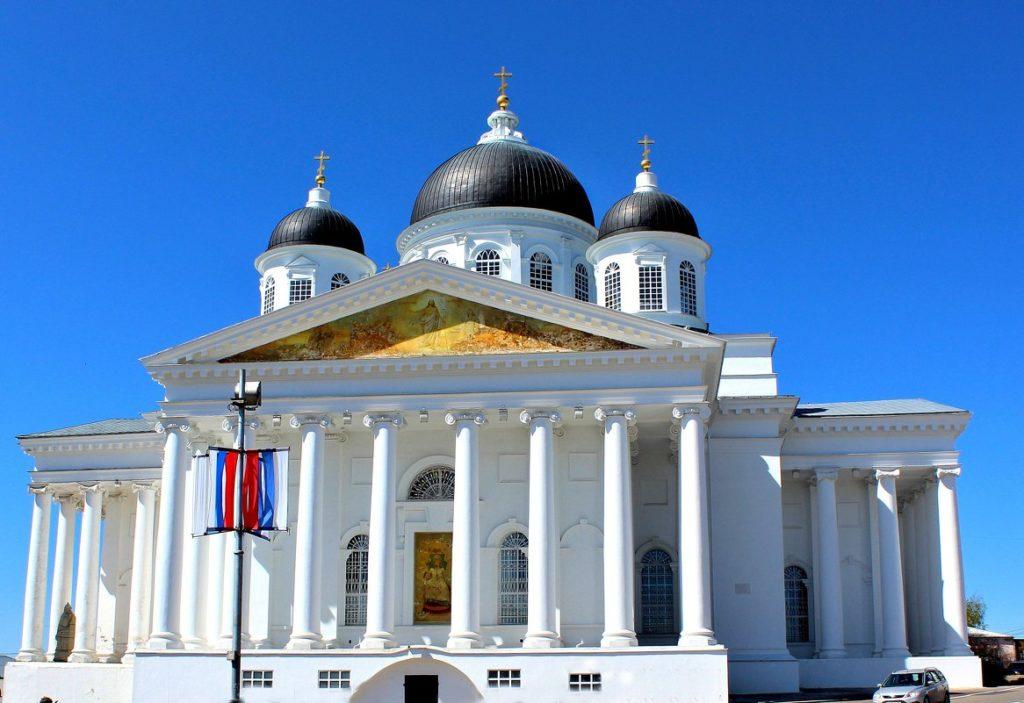 Воскресенский собор Арзамаса