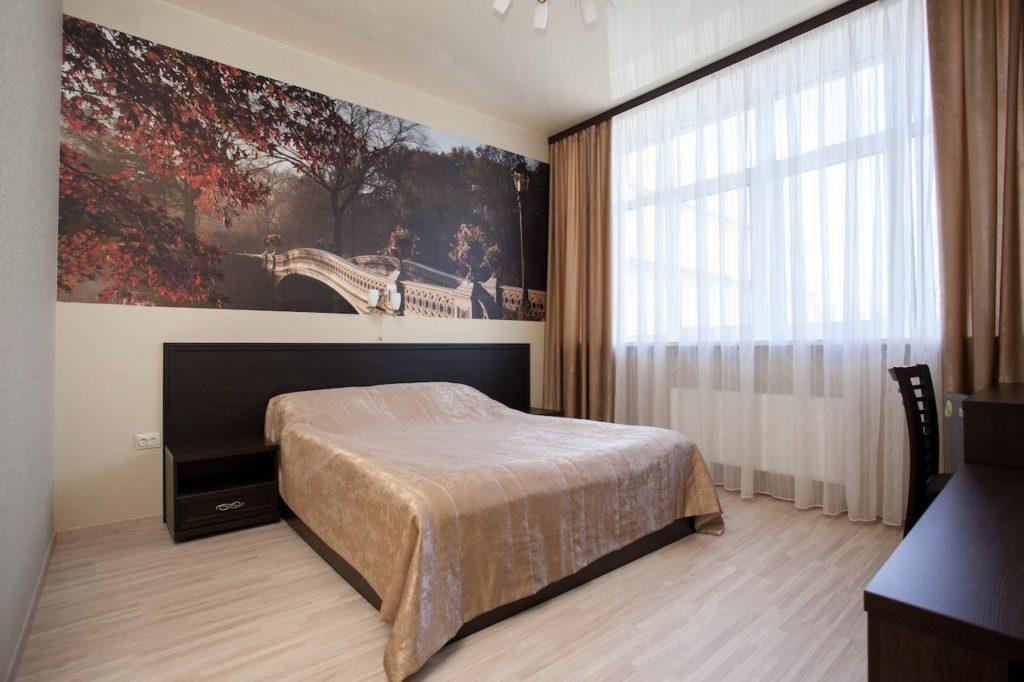 """Отель """"Hotel Park"""" в Дзержинске"""
