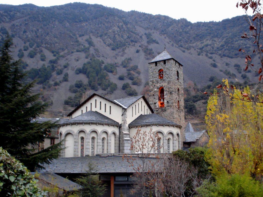 Храм Св. Арменола в Андорра-ла-Велье