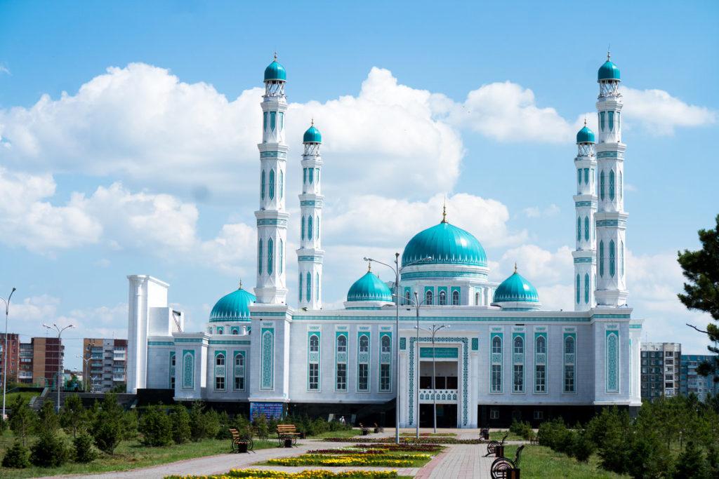 Мечеть Караганды