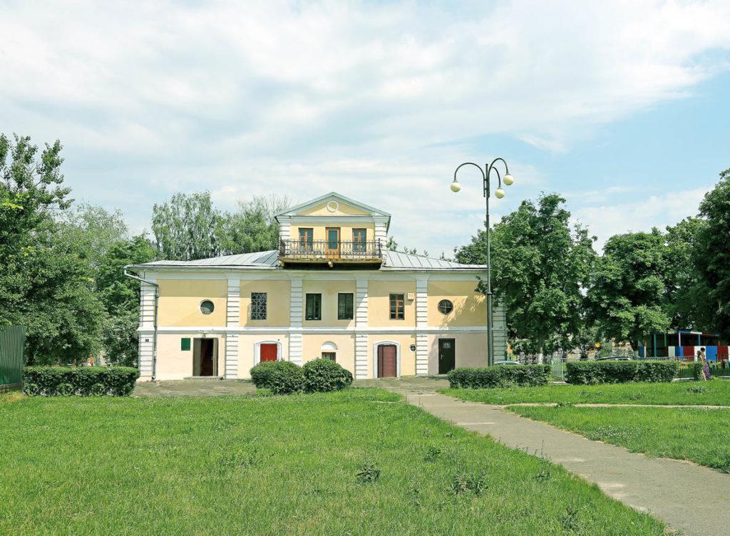 Дома Шемяки в Рыльске