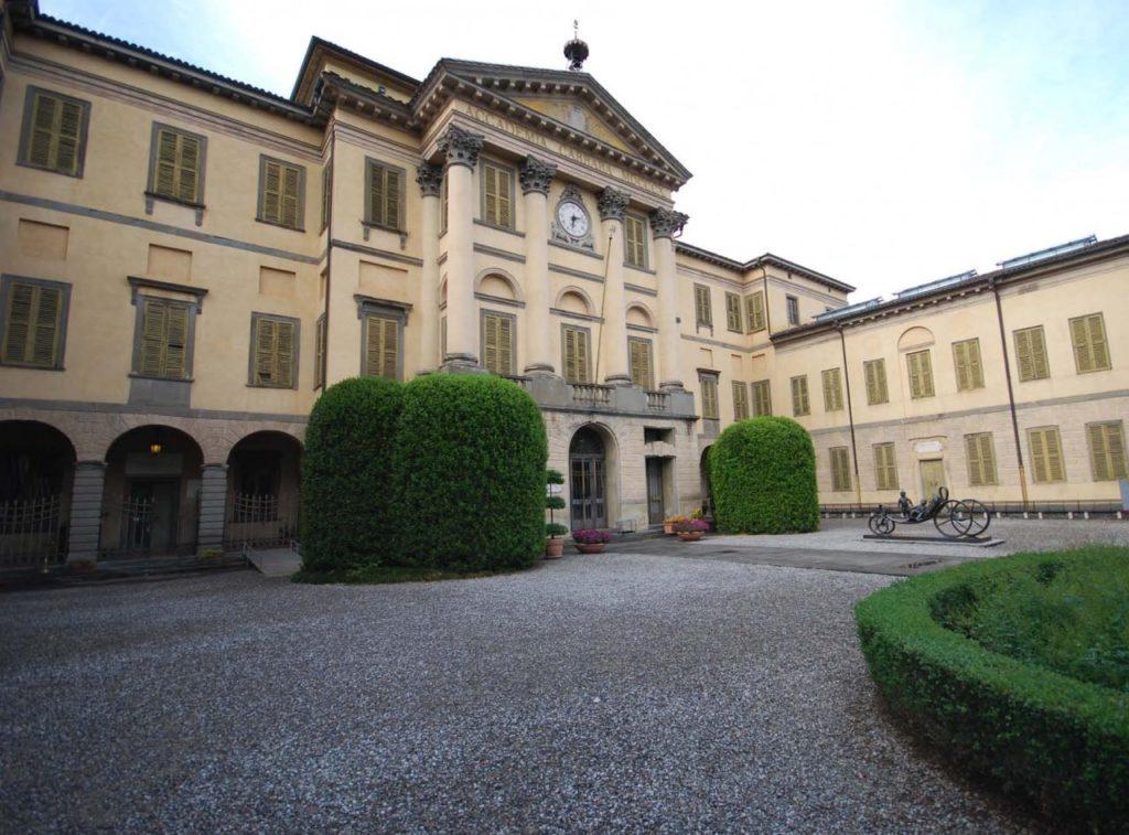 Академия Каррара в Бергамо