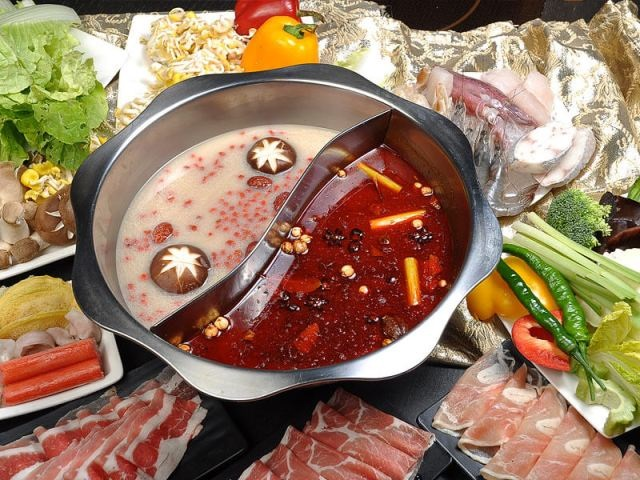 Национальная китайская кухня
