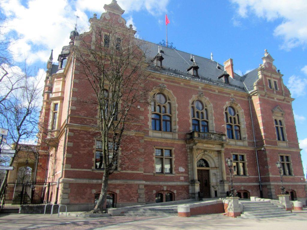 Новая ратуша Гданьска