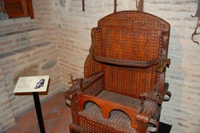 Музей инквизиции в Толедо