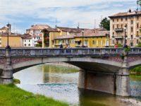 Роскошная и цветущая итальянская Парма
