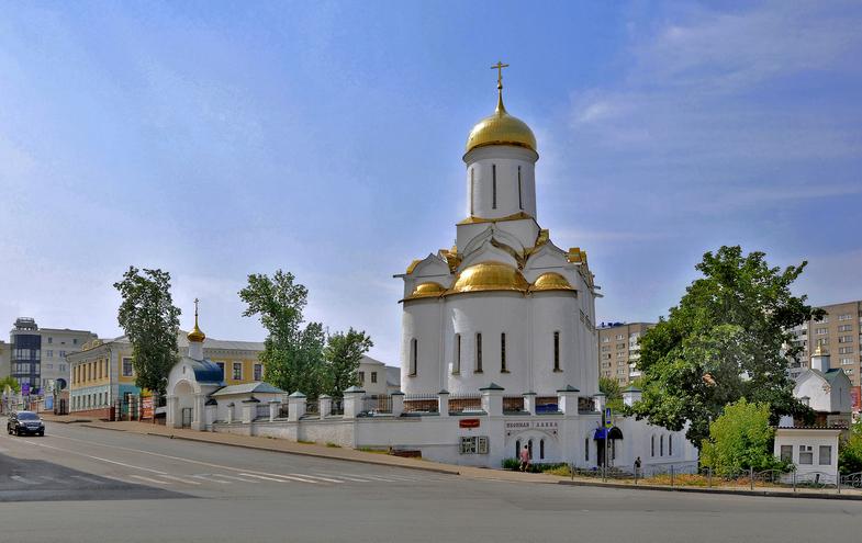 Троицкая церковь Иваново