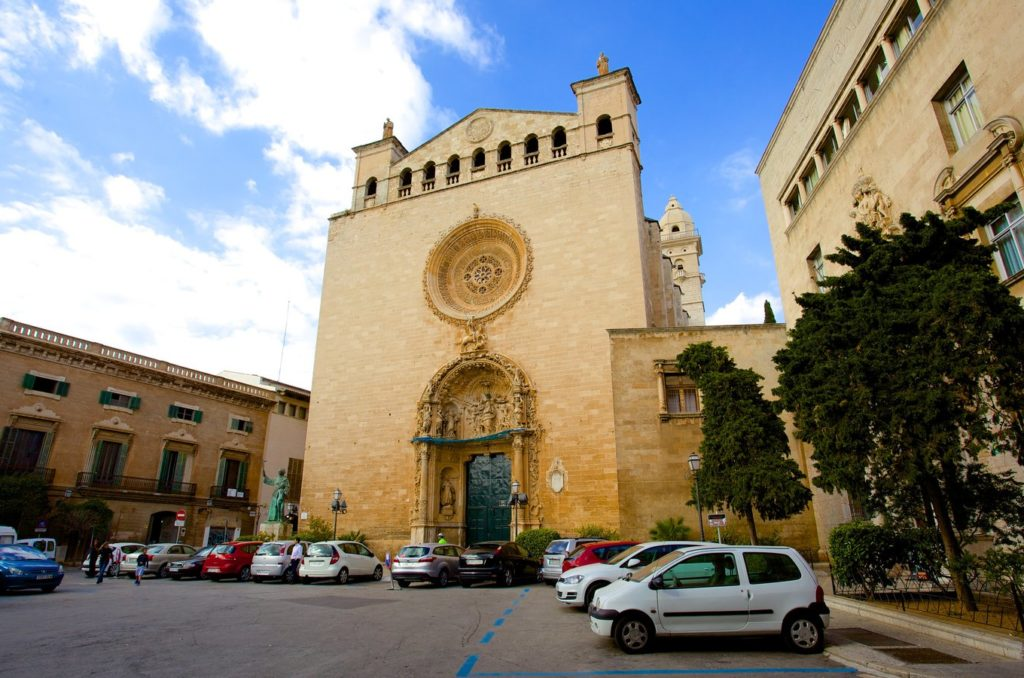 Церковь Святого Франциска в Пальма-де-Мальорка