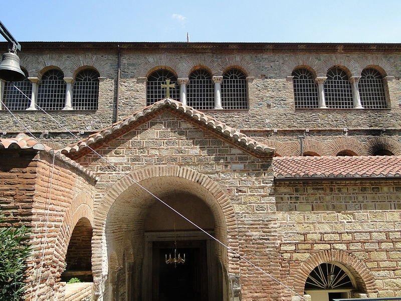 Церковь Панагия Ахиропиитос в Салониках