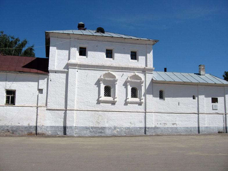 Дом купцов Ширяевых в Гороховце