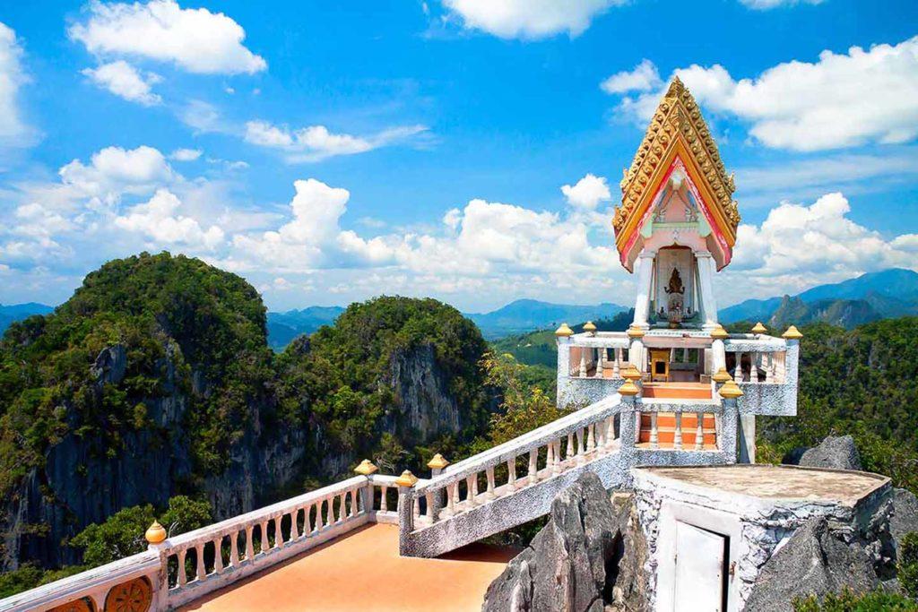 Храм Тигриной Пещеры, Краби, Тайланд