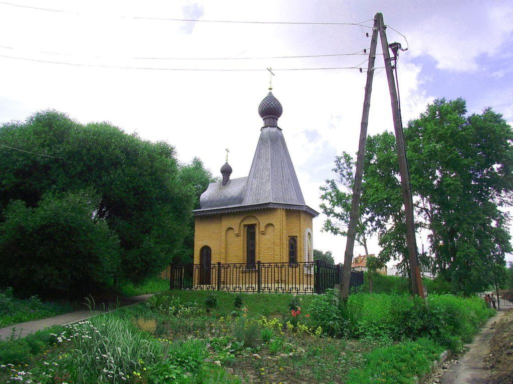 Часовня Боголюбской Иконы Божией Матери в Иваново