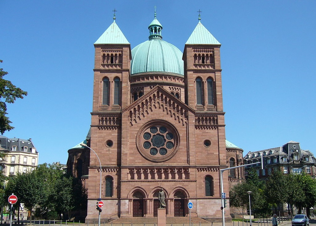 Церковь Святого Петра в Страсбурге