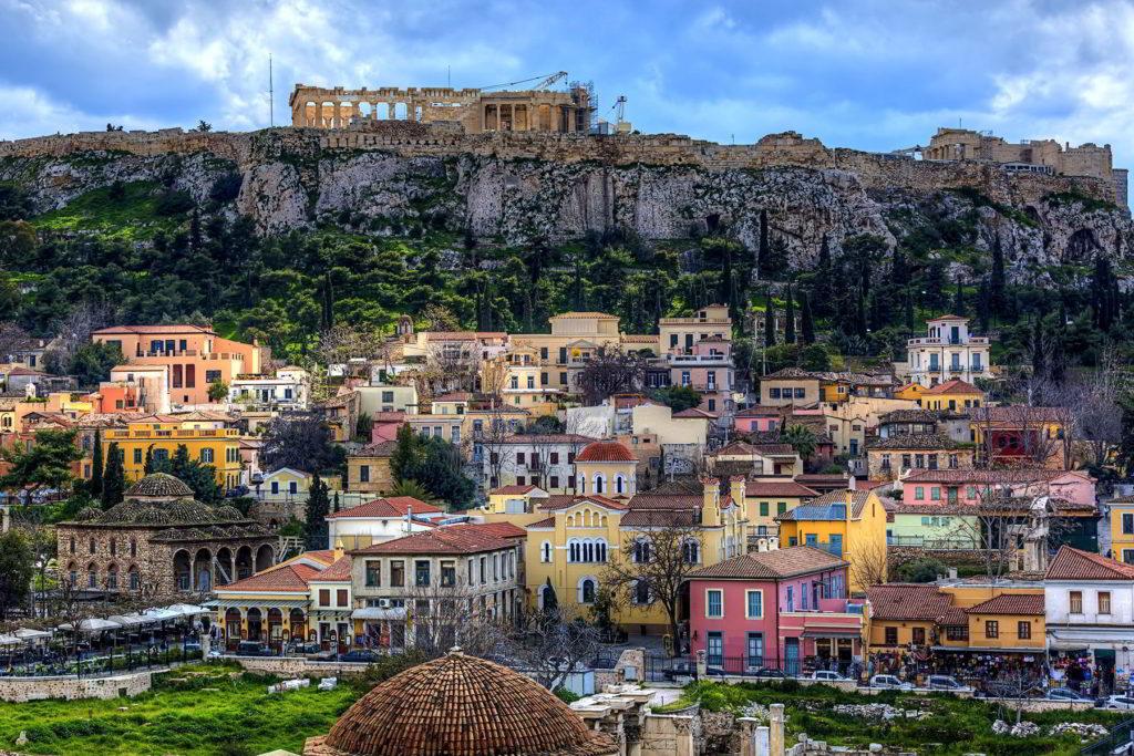 Верхний город (Ано Поли), Салоники