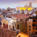 Город Таррагона в Испании
