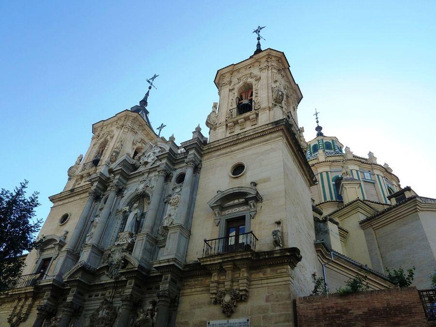 Базилика Сан Хуан де Диос в Гранаде