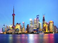 Шанхай – окно из Китая