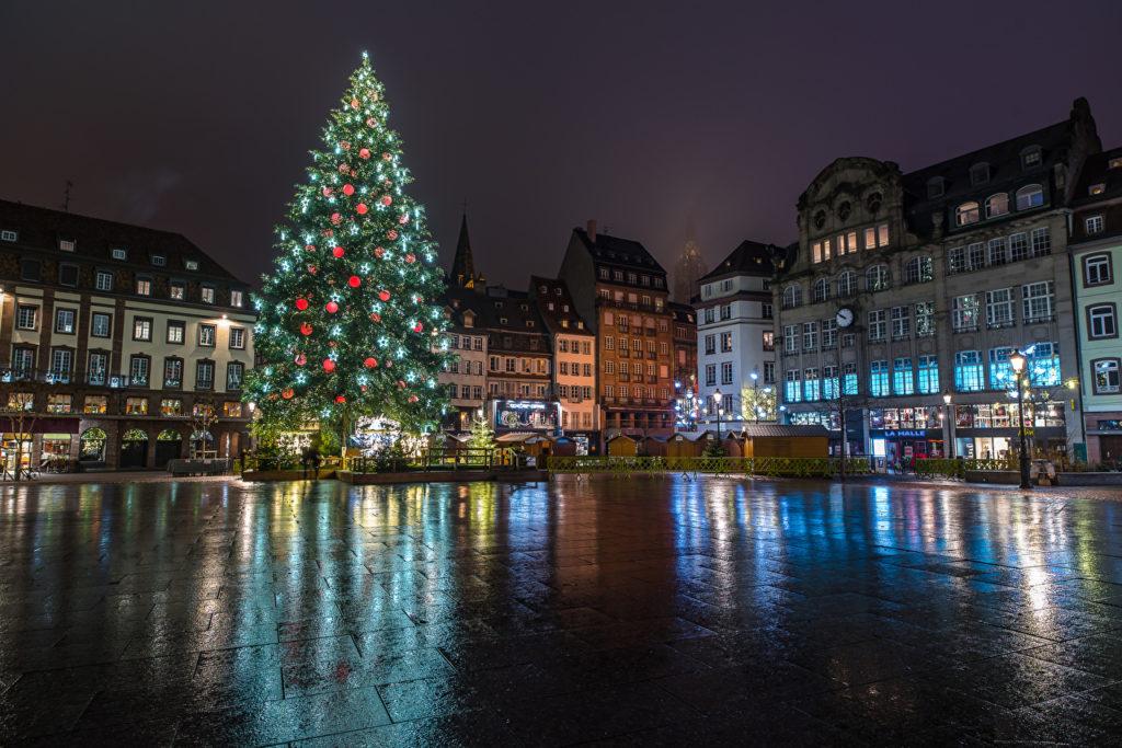 Страсбург перед Рождеством