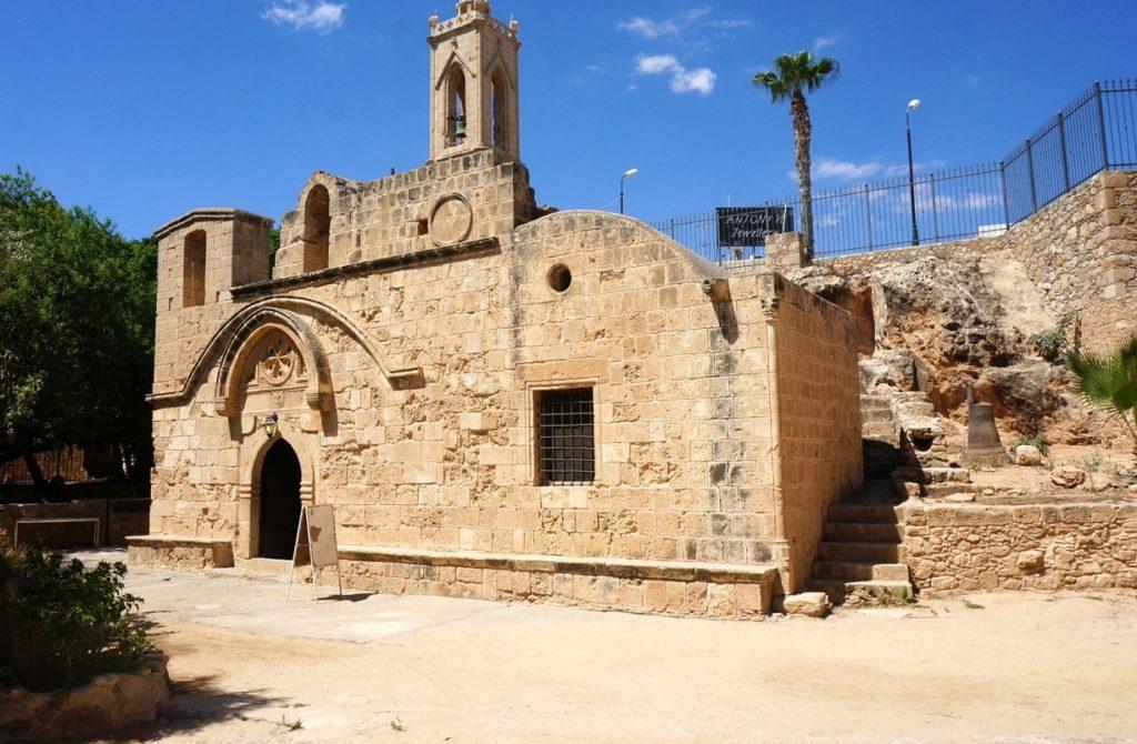 Монастырь Айя-Напа, Кипр
