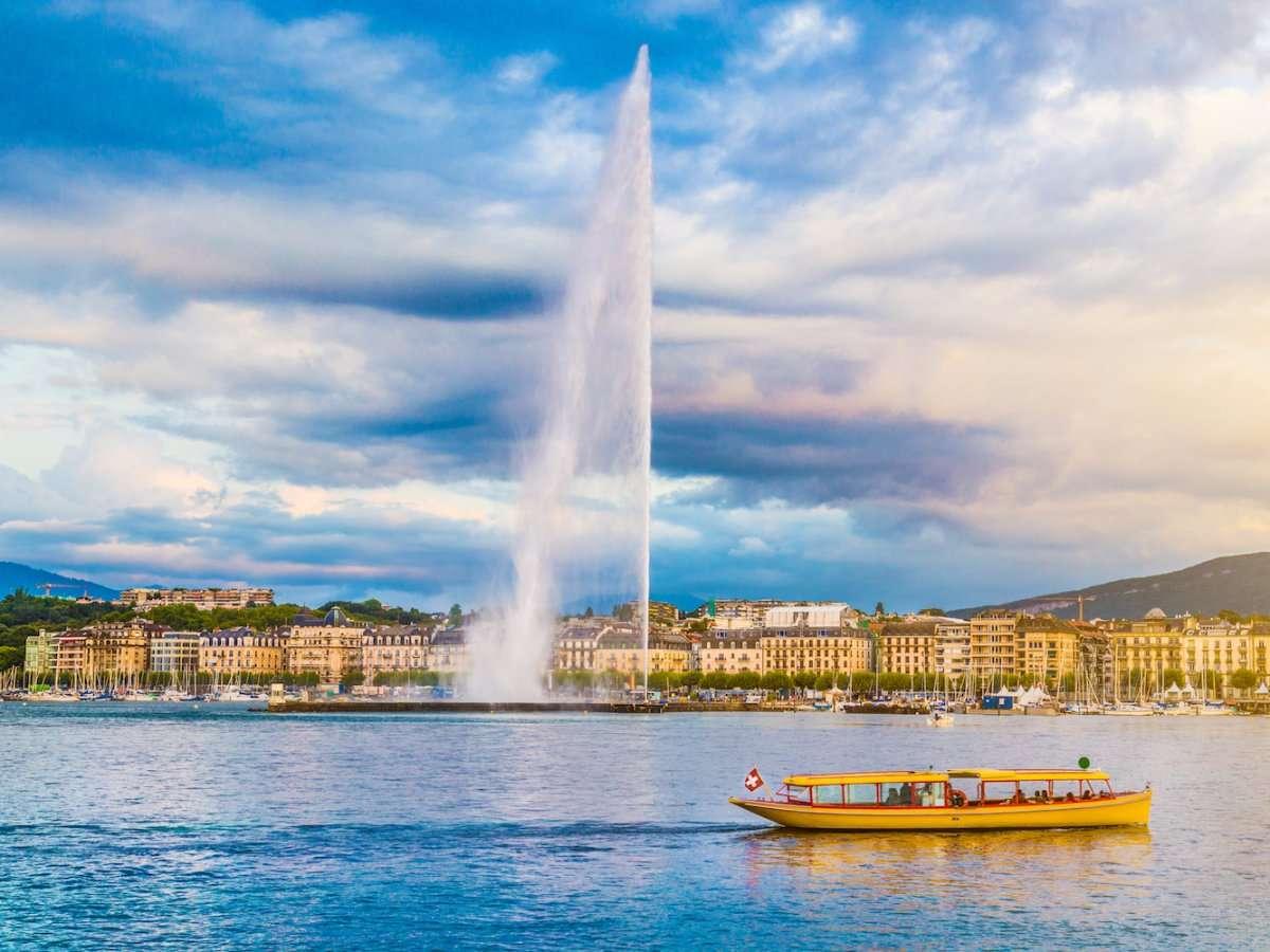 Что посмотреть в Женеве: главные достопримечательности с фото