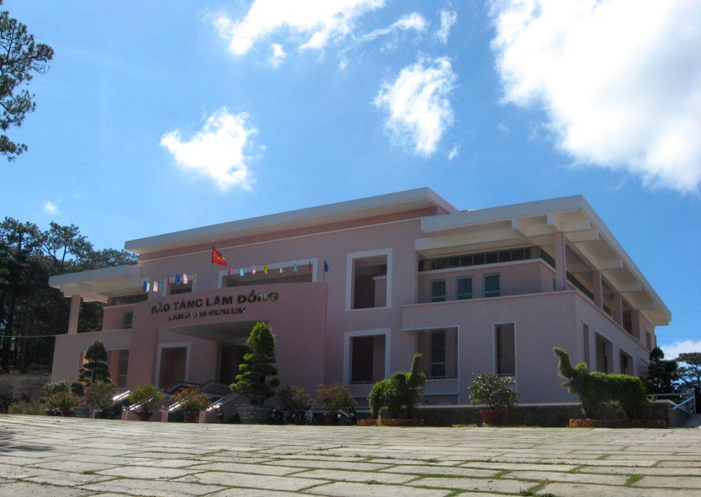 Музей Лам Донг в Далате