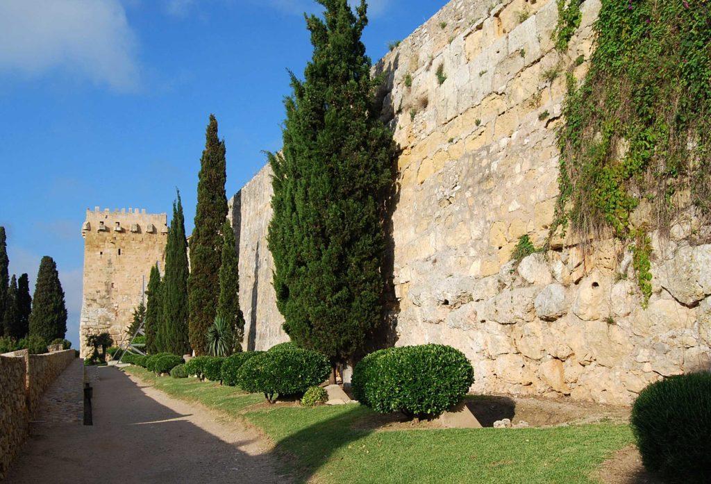 Городская стена Таррагоны