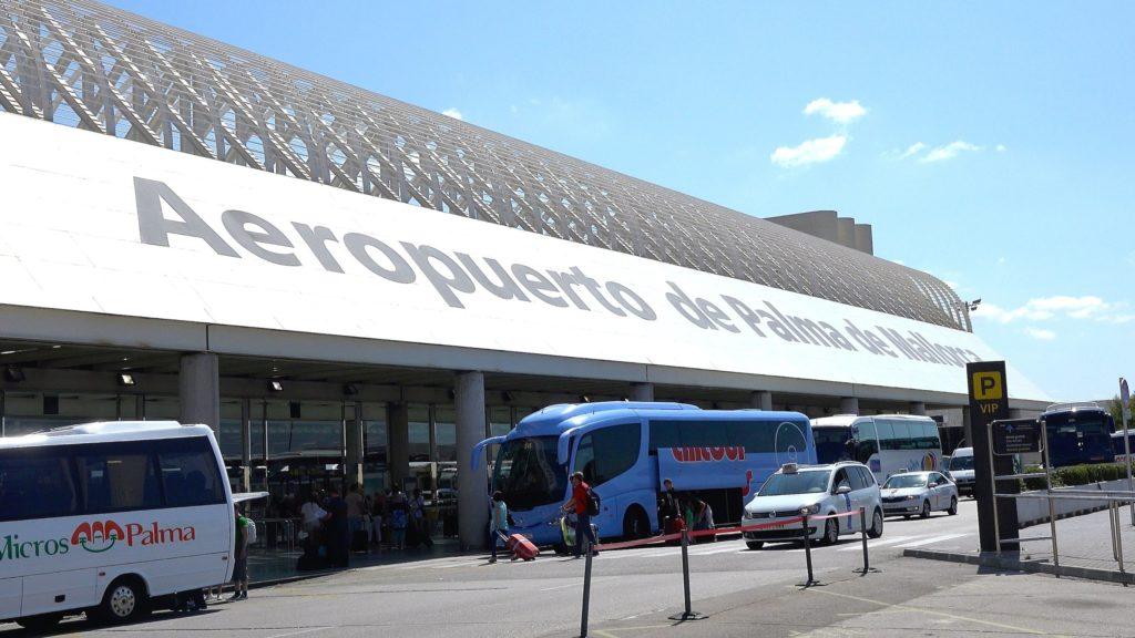 Аэропорт Пальмы-де-Мальорка