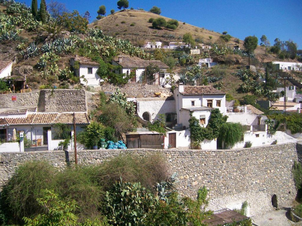 Цыганский квартал Гранады