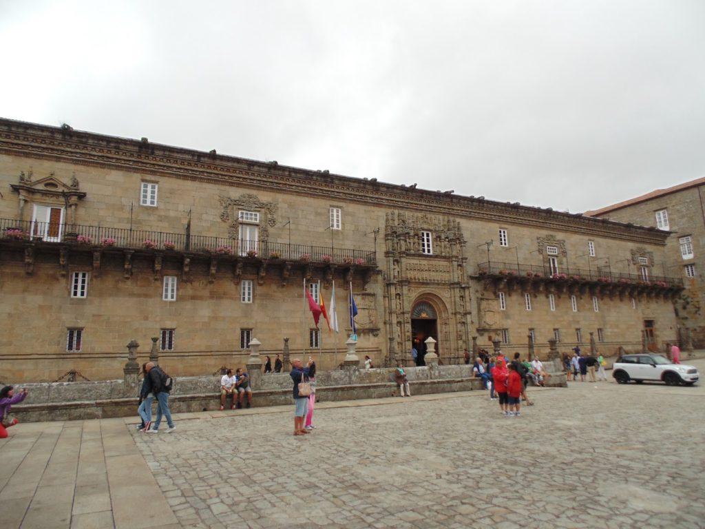 Приют католических королей в Сантьяго-де-Компостела