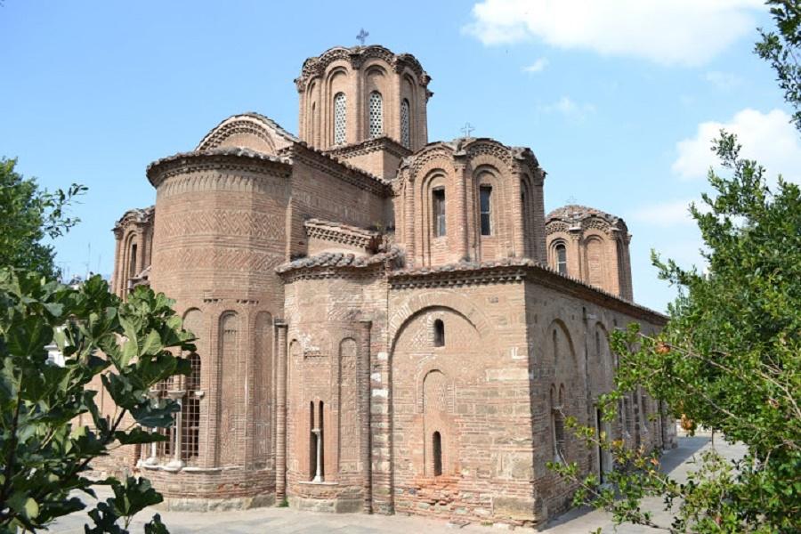 Церковь Святых Апостолов в Салониках