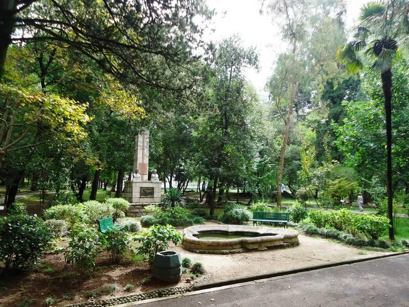Ботанический сад Тивата