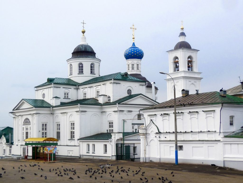 Свято-Николаевский женский монастырь в Арзамасе