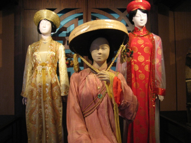 Женский музей в Хошимине