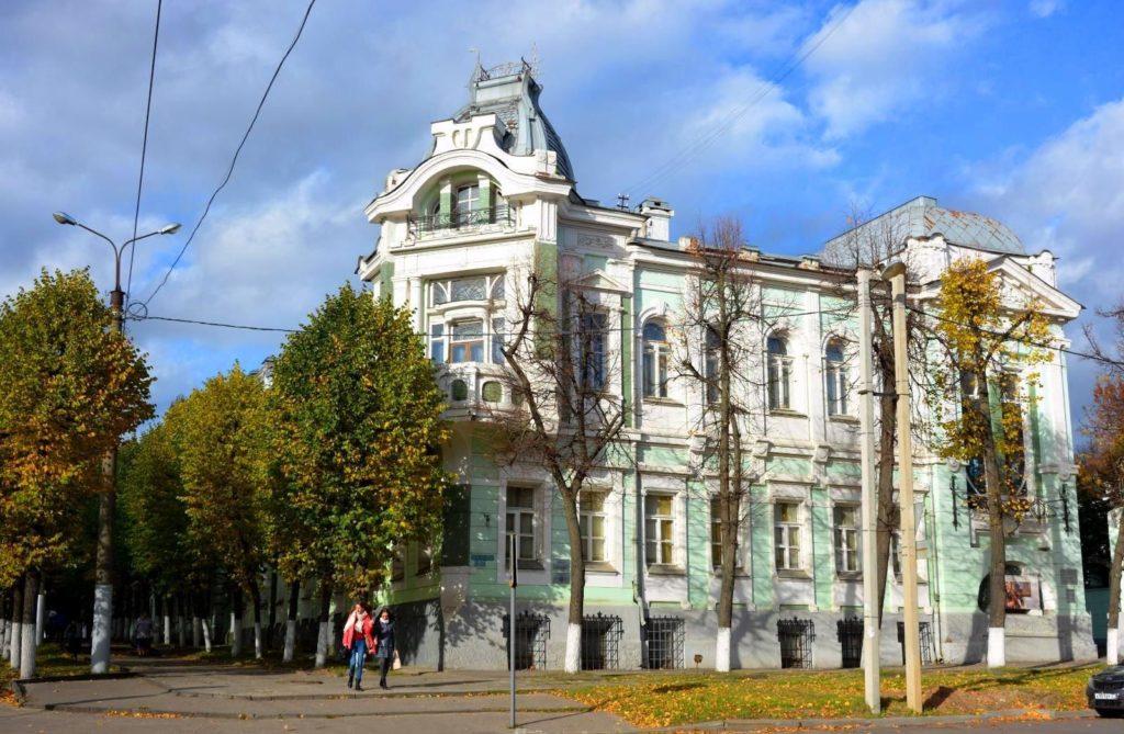 Музей ситца в Иваново