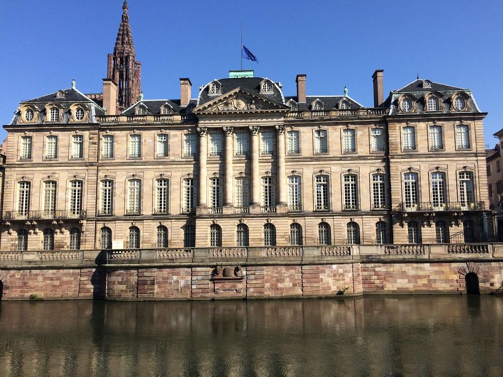 Дворец Роган в Страсбурге