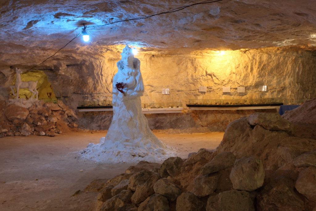 Музей горного дела и спелеологии в с. Пешелань (близ Арзамаса)