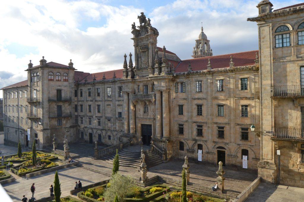 Дворец Гельмирез в Сантьяго-де-Компостела