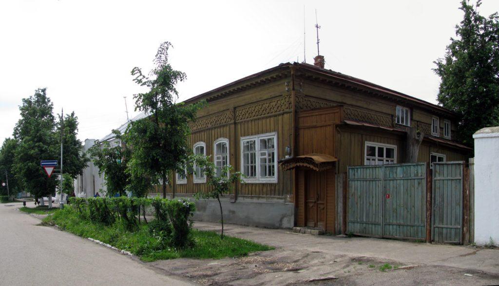 Мемориальный дом-музей М.Горького