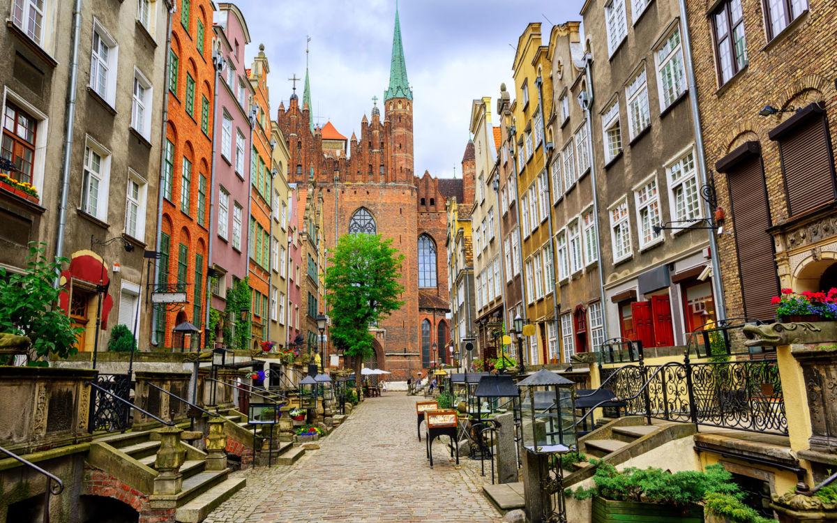 Что посмотреть в Гданьске: интересные места и достопримечательности