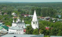 Гороховец – город храмов и многоснежных зим