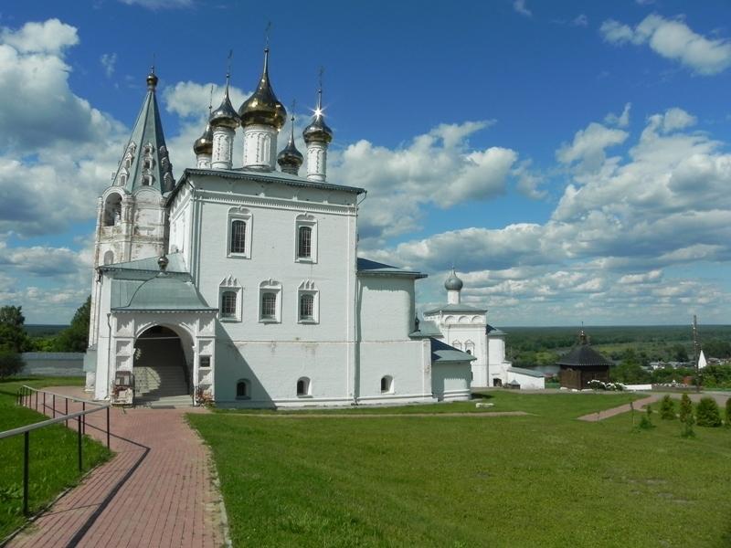 Никольский мужской монастырь, Гороховец