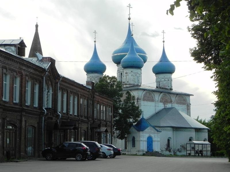 Благовещенский собор Гороховца