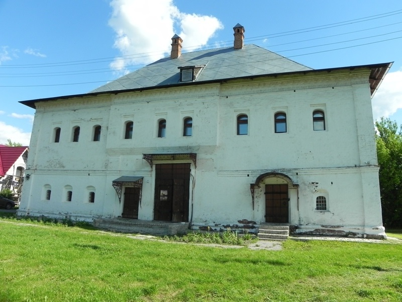Дом Канонникова в Гороховце